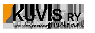 Kuvataideopettajat KUVIS ry Logo