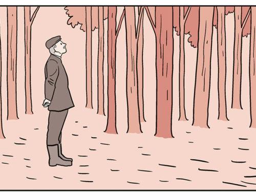 Metsän tuntu – Forest´s feeling – Skogens känsla -sarjakuvakilpailu on käynnissä