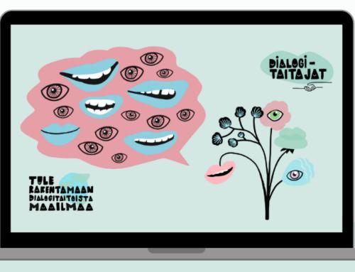 Dialogitaitajat-kampanja kutsuu!
